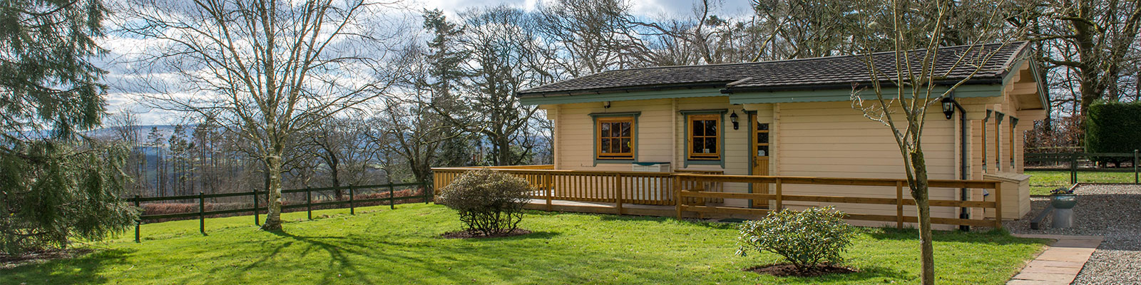 Stable Lodge, Loch Lomond