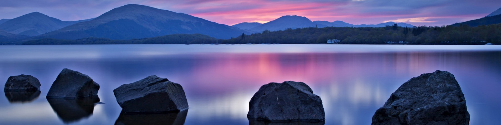 Explore Loch Lomond & The Trossachs